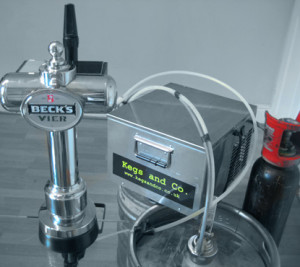 home keg dispense kit